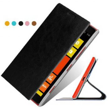 [holiczone] Mofi Flip Pu Leather Case Slim Cover for Nokia Lumia 1320/247199