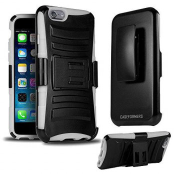 [holiczone] iPhone 6s Plus Case, CASEFORMERS Duo Armor WHITE for iPhone 6s Plus and iPhone/229467