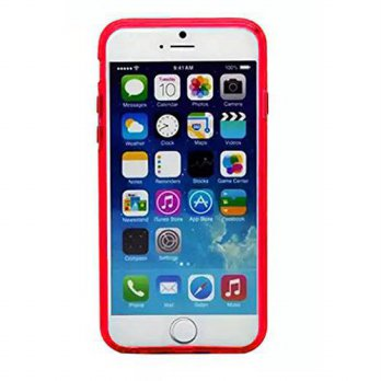 [holiczone] Cable And Case iPhone 6 Plus Rubber Case, [0.3mm] Heavy Duty Protective iPhone/249339