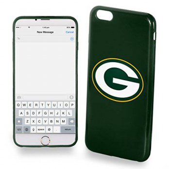 [holiczone] Forever Collectibles iPhone 6 TPU Silicone Slim Case (Green Bay Packers)/257412