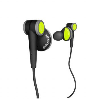[holiczone] Phrodi High Performance Dynamic Driver System Bass Music Earphone (Pod-101 Bla/259735