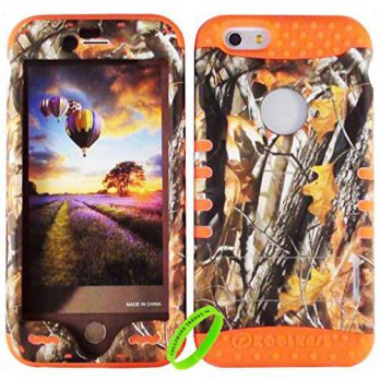 [holiczone] Cellphone Trendz HARD & SOFT RUBBER HYBRID ROCKER HIGH IMPACT PROTECTIVE CASE /262106