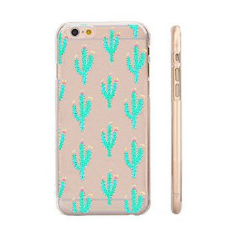 [holiczone] DECO FAIRY iPhone 6, Cactus Protective Case Bumper[Scratch-Resistant] [Perfect/250694