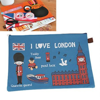 Pensil Bag Cartoon SJ0045