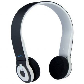 [holiczone] Hi-Fun HFHiEDO-BLKGRY Hi-Edo Bluetooth Headphones for iPhones and Most Mobile /202419