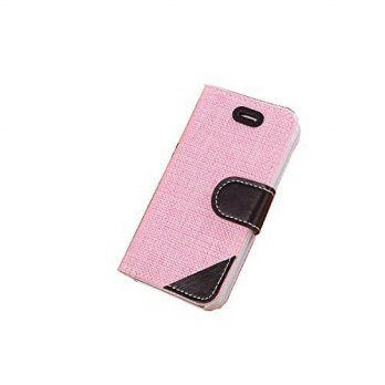 [holiczone] Neway 2 in 1 Bundle for HUAWEI Ascend P7 Pastoral Style Woven Linen Protective/207549