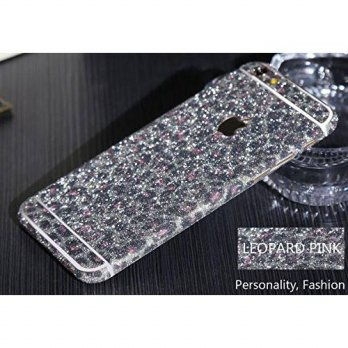 [holiczone] Furivy Stickers for iPhone 6 Luxury Bling Crystal Diamond Screen Protect Films/210959