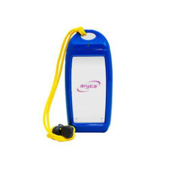[holiczone] Aryca Drift Waterproof Case for Basic Phones, Blue (WS3B)/218846