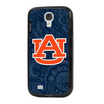 [holiczone] Keyscaper Auburn Tigers Galaxy S4 Bumper Case officially licensed by Auburn Un/220386