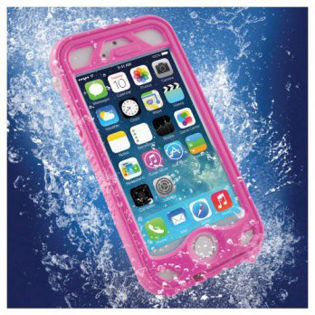 [holiczone] Naztech 12849 Vault+ iPhone 5/5S Waterproof Protective Cell Phone Case w/ Touc/216708