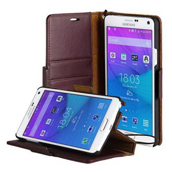 [holiczone] AceAbove Galaxy Note 4 Case, ACEABOVE [Stand Feature] Galaxy Note 4 Wallet Cas/223075