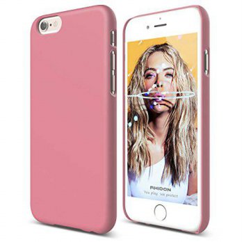 [holiczone] Rhidon iPhone 6 Case (Soft feel Princess Pink)/221054