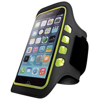 [holiczone] Armband Solutions Sports and Workout Sweatproof Touch Sensitive Armband with B/222156
