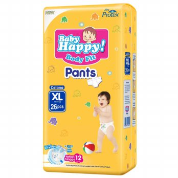 Baby Happy Body Fit Pants XL26