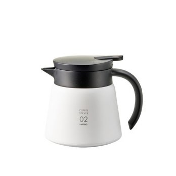 Hario - V60 Insulated Stainless Steel Server VHS-60W