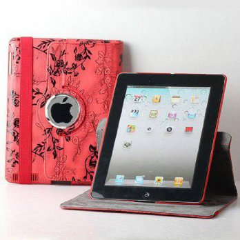 [macyskorea] The Case Doctor TCD for Apple iPad Air 1 [iPad 5] Fancy PU Leather [RED] w/ B/12405736