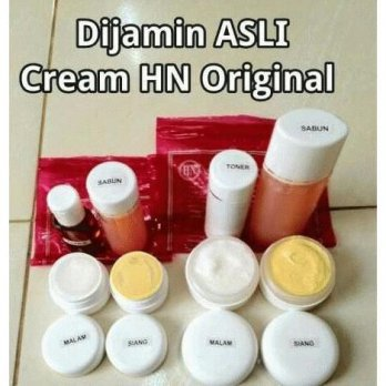 CREAM HN ORIGINAL ISI 15GRAM
