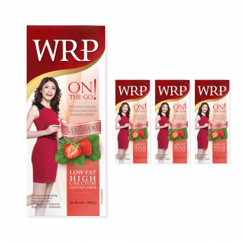 WRP ON THE GO STRAWBERRY 200ML Bundle 4