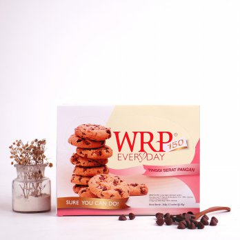 WRP COOKIES CHOCOLATE 12PCS X 30 G