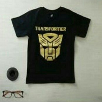 Kaos Anak Superhero Transformers