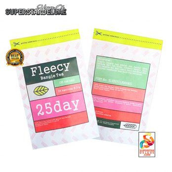 Fleecy Bangle Tea - Teh Pelangsing BestSeller