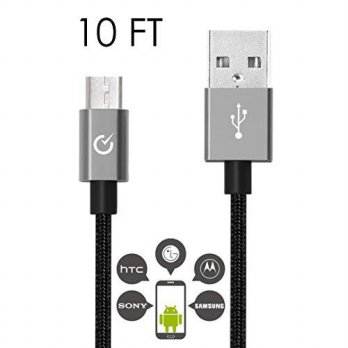 [macyskorea] Volts Micro USB cable for Android (3m Black)/12404505