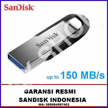 SanDisk Ultra Flair USB 3.0 150MB/s Flashdisk CZ73 32GB