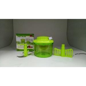 Mini Cutter Ju Xin Blender Manual+ Pengaduk Adonan Kue