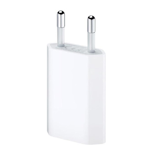 Apple Adaptor iPhone Original Pack - Putih