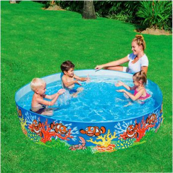 [Kolam Anak] FILL AND FUN POOL - 55031