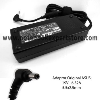 Adaptor Original ASUS 19V - 6.32A ( 5.5x2.5mm )