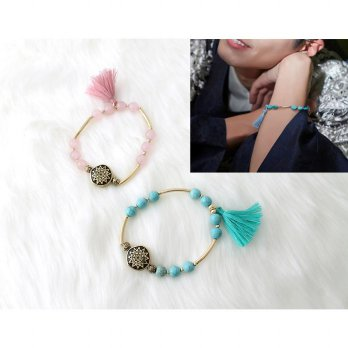 ★Hot Item★Korean Drama Style Bracelet/Made in korea/High Qulity/Free delivery/Natural stone,