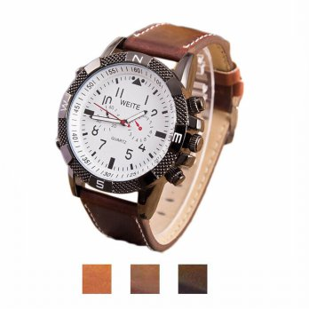 Men's Business Casual Quartz Watch