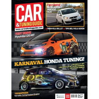 [SCOOP Digital] CAR & TUNING GUIDE / ED 550 2016