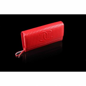 Dompet channel logo OEM red T049-1