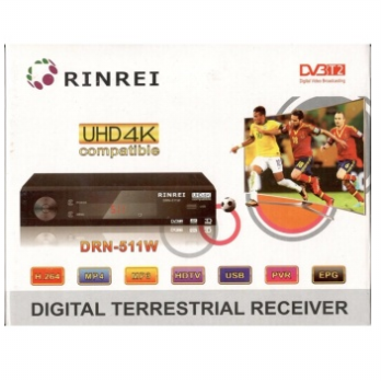 Set Top Box Rinrei DRN