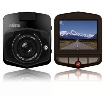 Fujitsu Car Dashcam FD7 Camera Digital Camcorder - Camera Mobil