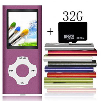 [macyskorea] Tomameri Compact MP4/MP3 Player with a 32 GB Micro SD Card, Video Player with/12403719