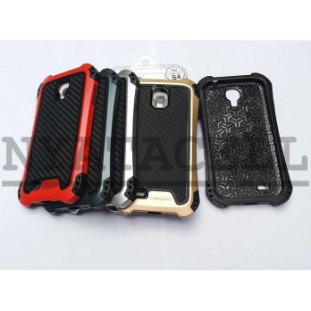 Caseology Samsung S4 I9500 Combo Rugged Armor (Hard Case/Carbon)