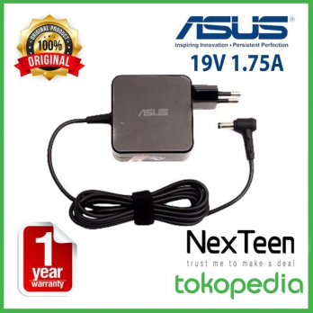 ORIGINAL GRNSI 1TH Adaptor Charger ASUS X201 SQUARE Viv
