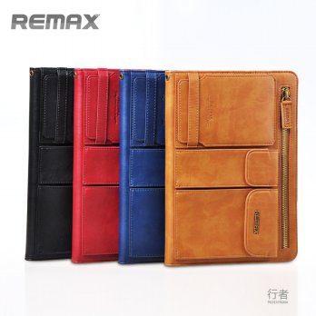 Remax Wallet Pedestrain 4 in 1 Multifunction Case for Ipad Air