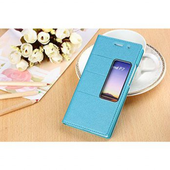 [holiczone] Neway 2 in 1 Bundle for HUAWEI Ascend P7 Fashion Color High Quality Leather Fl/223326