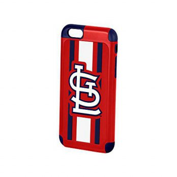 [holiczone] Forever Collectibles MLB St. Louis Cardinals TPU 2-Piece Dual Hybrid iPhone 6 /193110