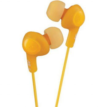 [holiczone] JVC HAFX5D Gumy Plus Inner Ear Headphones (Orange)/195415