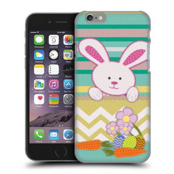 [holiczone] Head Case Designs Egg Hunt Easter Bunny Patchworks Protective Snap-on Hard Bac/195852