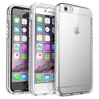 [holiczone] Supcase Ares Bumper Case with Built-in Screen Protector for Apple iPhone 6/6s,/201551