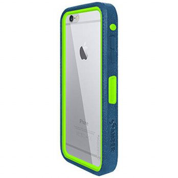 [holiczone] Amzer Crusta Rugged Embedded Tempered Glass Case with Belt Clip Holster for iP/207449