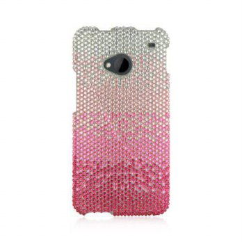 [holiczone] DreamWireless Dream Wireless Full Diamond Case for HTC One M7 - Retail Packagi/211527