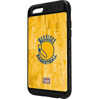 [holiczone] Skinit Golden State Warriors Hardwood Classics iPhone 6 Cargo Case/204092
