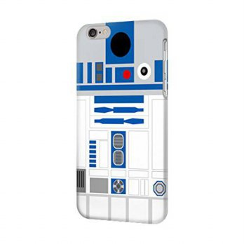 [holiczone] Innove S1853 R2D2 Minimalist Case Cover For IPHONE 6 (4.7)/204342